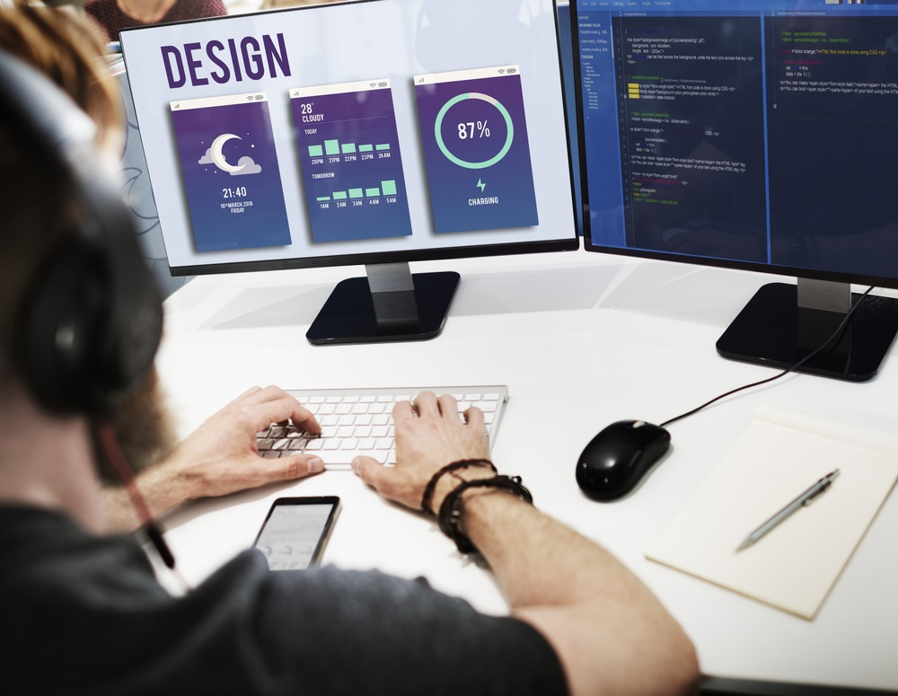 การออกแบบ UI