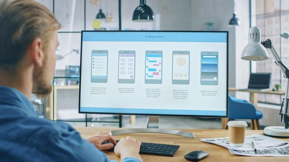 ออกแบบ UX UI